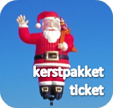Kerstpakket ticket
